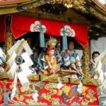 7月17日…山鉾巡行と琵琶湖ホールDuoコンサート